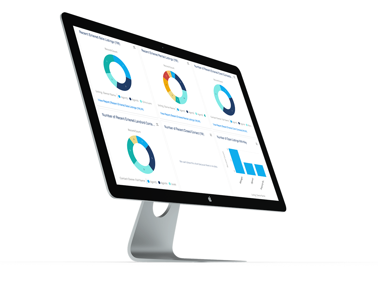 For Agents - Property Raptor Software Interface