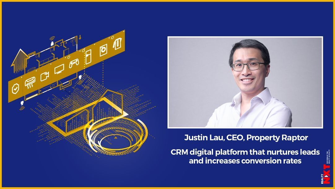 Raptor aims to dominate the digitization of the property transaction process
